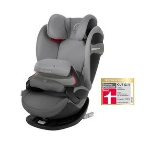 Cybex GOLD Pallas S-Fix Kindersitz  Manhattan Grey