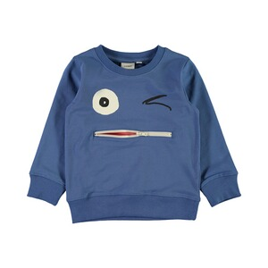 NAME IT  Sweat-shirt Facool Visage