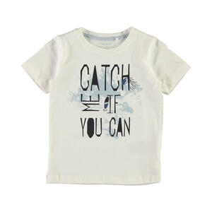 NAME IT  T-Shirt Vux Catch me