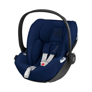 Cybex PLATINUM Cloud Z i-Size Babyschale mit Liegefunktion  Midnight Blue