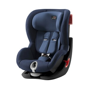Britax Römer  King II Kindersitz  Black Series Moonlight Blue