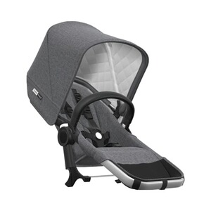 Bugaboo DONKEY² Kit de transformation poussette double Duo Classic  alu/grey melange