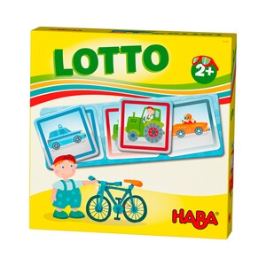 HABA  Loto véhicules