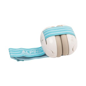 ALPINE  Casque anti-bruit Muffy Baby  bleu