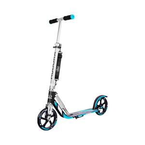 HUDORA  La trottinette Big Wheel 205  noir/bleu
