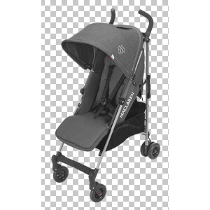 Maclaren  Poussette-canne Quest entièrement inclinable  Denim Charcoal