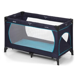Hauck  Le lit de voyage Dream'n Play Plus  bleu