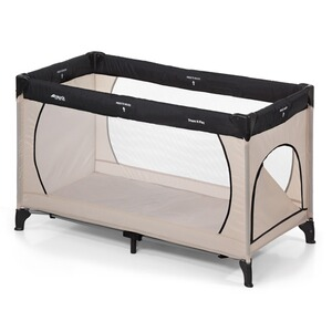 HAUCK  Le lit de voyage Dream'n Play Plus  gris