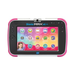 VTECH STORIO Tablette d'apprentissage Storio MAX XL 2.0  rose vif
