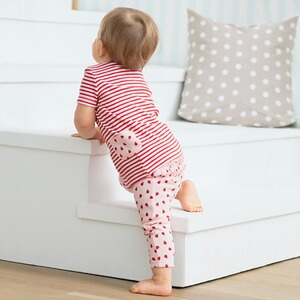 Bornino LADYBUG 2-tlg. Set Tunika und Leggings