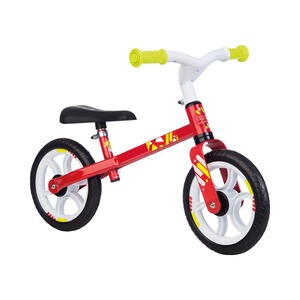 Smoby  Draisienne First Bike  rouge/jaune