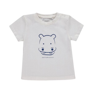 Bellybutton  T-Shirt Hippo