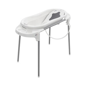 Rotho Babydesign  4-tlg. Badewannen-Set Top Xtra Badestation