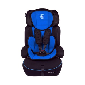 babyGO  FreeMove Kindersitz  blue