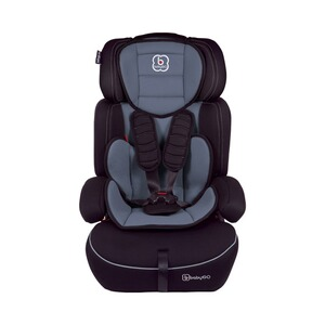 babyGO  FreeMove Kindersitz  grey