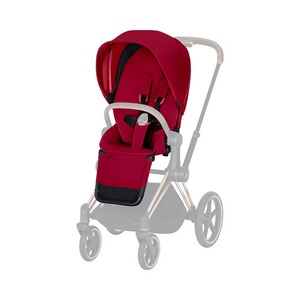 Cybex PLATINUM Sitzpaket Priam  true red
