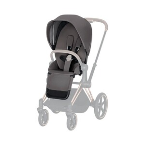 Cybex PLATINUM Sitzpaket Priam  manhattan grey