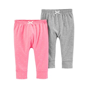 CARTER´S  Lot de 2 leggings coeurs uni