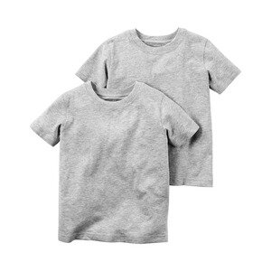 CARTER´S  Lot de 2 T-shirts  gris