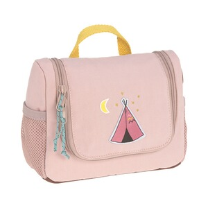 Lässig 4KIDS Trousse de toilette Adventure  rose