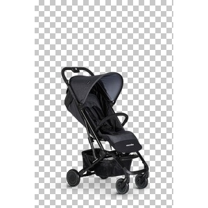 Easywalker  Poussette-canne XS inclinable  melange grey