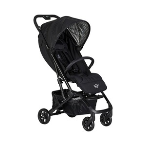 Easywalker MINI Buggy XS mit Liegefunktion  oxford black