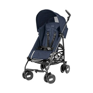 Peg Perego  Pliko Mini Buggy mit Liegefunktion  Class Navy