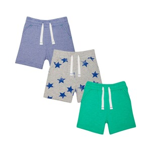 Mothercare  3er-Pack Sweatshorts