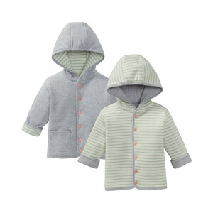 Bornino Hippo & Rabbit Wendejacke