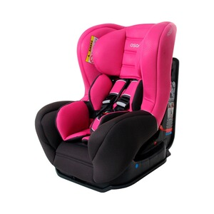 Osann  SafetyOne Kindersitz  rose