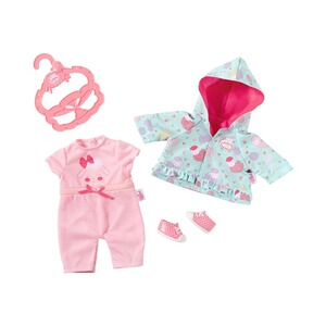 Zapf Creation BABY ANNABELL Puppen Outfit Kleines Spieloutfit 36cm