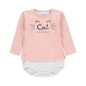 Bellybutton  T-shirt body à manches longues Cat