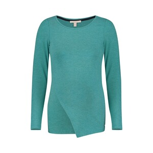 ESPRIT  Umstands- und Still-Shirt  Teal Green