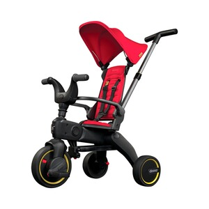 Doona  Dreirad Liki Trike S1  Flame Red / rot