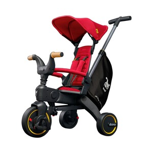 Doona  Tricycle Liki Trike S5  Flame Red / rouge