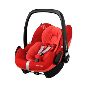 Maxi-Cosi  Pebble Pro i-Size Babyschale  nomad red
