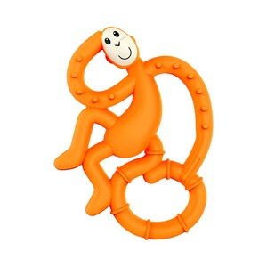 Matchstick Monkey  Zahnungshilfe Mini Monkey  orange