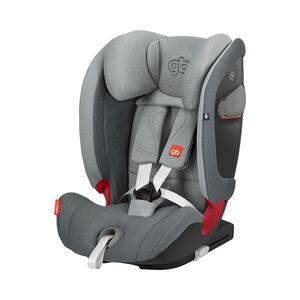 gb  Everna-Fix Kindersitz  London Grey