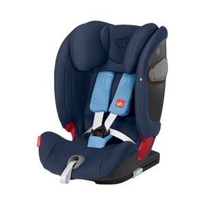 gb  Everna-Fix Kindersitz  Night Blue