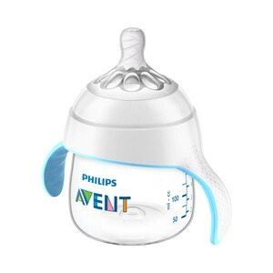 Philips Avent  Gobelet d'apprentissage Natural, SCF262/06, 150 ml, plastique, dès 4M