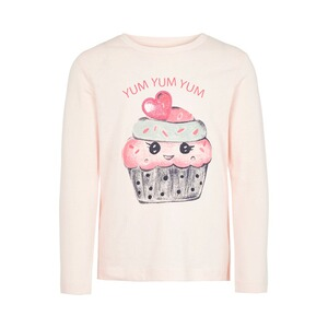 NAME IT  T-shirt à manches longues muffin