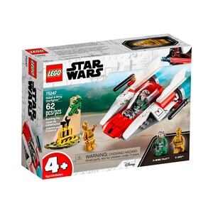 LEGO® STAR WARS™ 75247 Rebel A-Wing Starfighter™