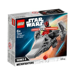 LEGO® STAR WARS™ 75224 Sith Infiltrator™ Microfighter