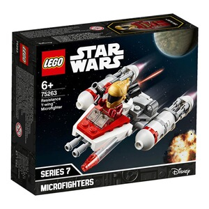 LEGO® STAR WARS™ 75263 Widerstands Y-Wing™ Microfighter