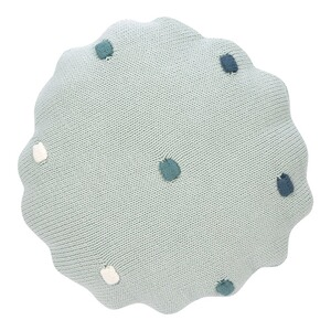 Lässig  Coussin Dots  light mint