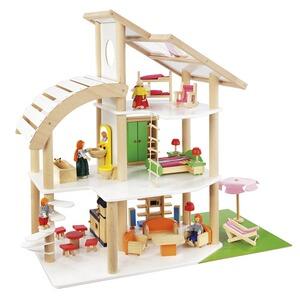 HOWA Puppenhaus Strandvilla