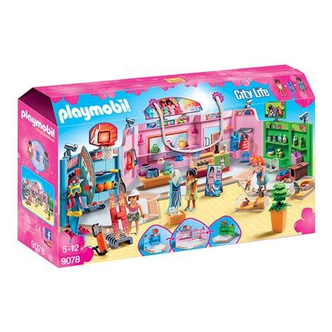 Playmobil® CITY LIFE 9078 Einkaufspassage online kaufen ...