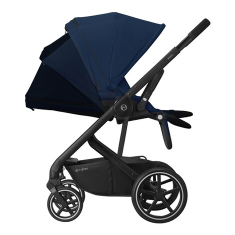CybexGOLDBalios S Lux Kinderwagen  black/nautical blue 4