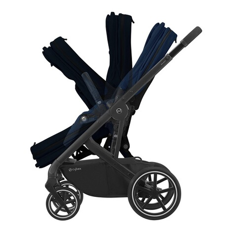 CybexGOLDBalios S Lux Kinderwagen  black/nautical blue 5
