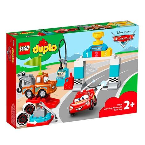 LEGO® DUPLO® 10924 Le jour de course de Flash McQueen à ...